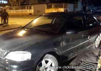 Motorista é surpreendido a tiros no Monte Alegre - Click Camboriú