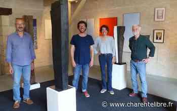 """Champniers : La Grange aux Arts rouvre avec l'expo """"Abstraction 4"""" - Charente Libre"""