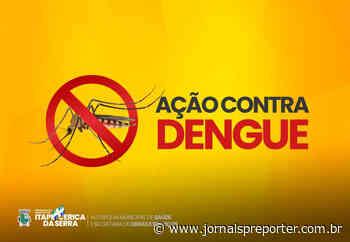Itapecerica da Serra: Recreio Primavera volta a receber ação de combate à dengue e operação cata-bagulho no sábado, 29 - Jornal SP Repórter News