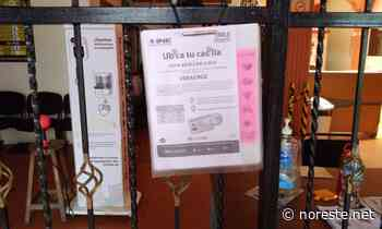 Publicaron integración y ubicación de casillas en Coatzintla - NORESTE