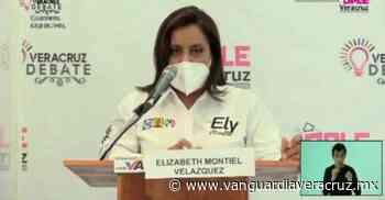 Ganan las propuestas para Coatzintla en debate: Ely Montiel - Vanguardia de Veracruz