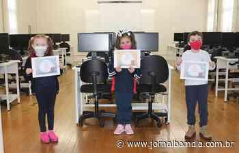 Notícias   Notícias: alunos-do-colegio-franciscano-sao-jose-participam-das-olimpiadas-matific-2021 - Jornal Bom Dia