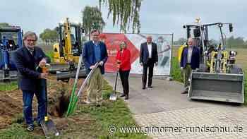 Spatenstich für Breitbandausbau in Samtgemeinde Meinersen - Gifhorner Rundschau