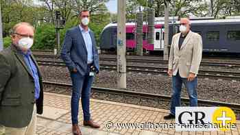 Millionenkur für den Pendlerbahnhof Meinersen-Ohof - Gifhorner Rundschau