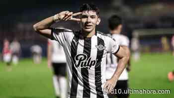 Julio Enciso, la joya liberteña y su primer título - D10 - Deportes Paraguay