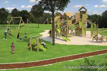Nieuwe speelzone nabij Finse piste (Lichtervelde) - Het Nieuwsblad