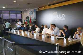 Deputados tentam incluir até cidades perto de Barretos na RM de Rio Preto - Diário da Região