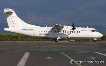 Easyfly con Nuevo Vuelo Entre Bogotá y Mitú - torreeldorado.co