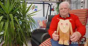 30 Jahre als Ortsvorsteher: Dieter Rieke wacht mit 75 Eulen über Blomberg-Süd   Lokale Nachrichten aus Blomberg - Lippische Landes-Zeitung