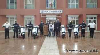 Nuovi mezzi elettrici per la Polizia Locale di Misano Adriatico e Riccione - AltaRimini