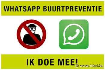 Vermiste man snel teruggevonden dankzij melding in whatsapp buurtpreventiegroepen - Het Belang van Limburg