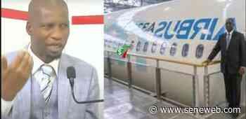Les révélations explosives de Cledor Sene au sujet de l'achat du nouvel avion présidentiel - Seneweb