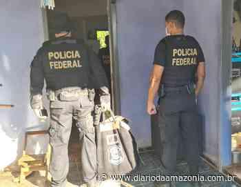 PF cumpre mandado em Ariquemes durante operação em combate às fraudes aos Benefícios Emergenciais - Diário da Amazônia