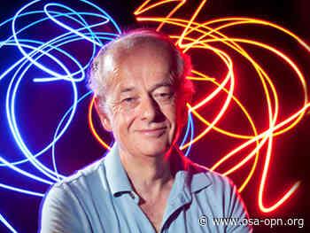 2021 OSA Awards and Medals - Optics & Photonics News