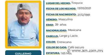 Ayuda a que Guillermo García regrese a casa en Tizayuca - Periódico AM