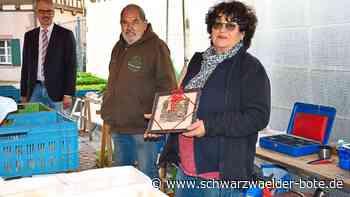 Wochenmarkt in Schiltach - Beschicker-Ära endet nach 28 Jahren - Schwarzwälder Bote