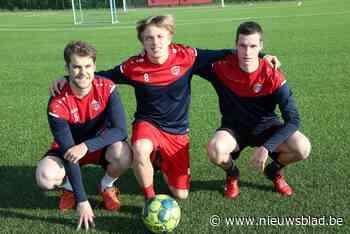 """Ferenc Soenens timmert aan de weg terug bij KVK Westhoek: """"In Harelbeke blijven was geen optie"""""""