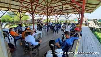 Habitantes de Buenavista y Nueva Venecia serán capacitados en turismo y cultura - El Informador - Santa Marta