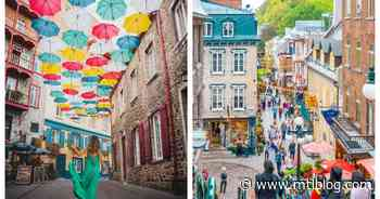 Quebec City Ranked #1 For 'Canada's Top Millennial Hot Spots In 2021' - MTL Blog