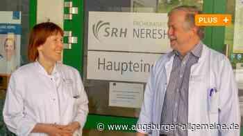 Neue Chefärztin im Neresheimer Krankenhaus reizt die Herausforderung - Augsburger Allgemeine