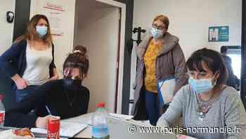 À Yvetot, des ateliers pour retrouver les codes vers l'emploi - Paris-Normandie