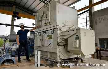 Planta de biomasa de Cerro Azul ya produce e inyecta energía - EL TERRITORIO