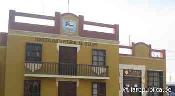 Chocope, el distrito con tres alcaldes en solo dos meses - LaRepública.pe