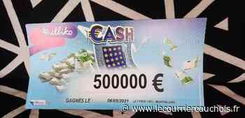 Insolite. Encore 500 000 euros, Montivilliers, le nouveau Las Vegas cauchois ! - Le Courrier Cauchois