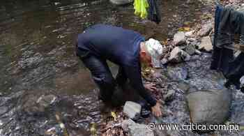 Destruyen represas ilegales en río Chame   Critica - Crítica Panamá