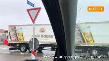 Neue Ampeln an Kreuzungen in Mindelheim - Augsburger Allgemeine