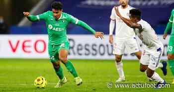 Aïmen Moueffek désormais lié à l'AS Saint-Étienne jusqu'en 2024 - Actufoot