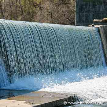 New Hamburg Through Your Lens: Water crashing at Nith River Reservoir Dam - TheRecord.com