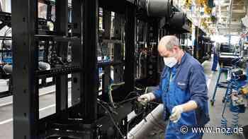 Trotz Corona: Fahrzeugwerk Krone in Werlte wieder auf Wachstumskurs - NOZ
