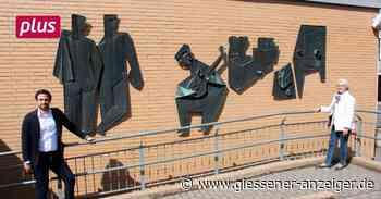 Kontroverse um Wandrelief in Pohlheim - Gießener Anzeiger
