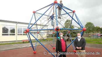 Spaceball für die Regenbogenschule Holzheim - Gießener Allgemeine