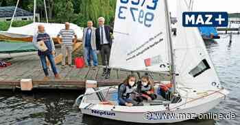 Zeuthen: Unterstützung für Segelclub aus Lottogeld - Märkische Allgemeine Zeitung