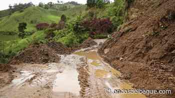 Rioblanco, Santa Isabel y Ortega reportaron emergencias por lluvias durante este fin de semana - Ondas de Ibagué