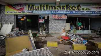 Saqueos en Guasipati y El Callao por rechazo de comercio a recibir billete de Bs. 50.000 - Efecto Cocuyo