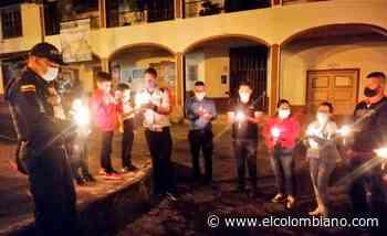 $100 millones por responsables de muerte de policía en Santa Fé de Antioquia - El Colombiano