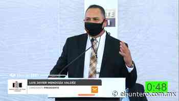 Llevará Javier Mendoza trabajo y seguridad para Nuevo Casas Grandes - El puntero