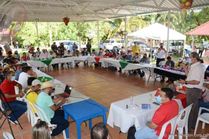 Crucial mesa de diálogo nacional en Pitalito • La Nación - La Nación.com.co