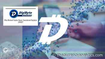 Why Michael Saylor Never Considered Digibyte (DGB)? - The Cryptocurrency Analytics