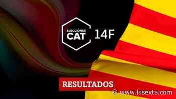 Resultados en Santa Maria d'Oló de las elecciones catalanas del 14F - LaSexta