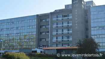 Le centre hospitalier de Béthune-Beuvry mue pour devenir plus attractif - L'Avenir de l'Artois