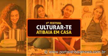 2ª edição do Festival Culturar-te Atibaia em Casa abre inscrições - Redação do Portal Atibaia News