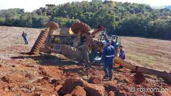 Agricultor é vítima de acidente de trabalho em Chopinzinho - RBJ