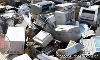 Coronel Vivida terá campanha de recolhimento de lixo eletrônico - Diário do Sudoeste