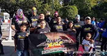 Lucha Libre: Vengador espera brillar en Degollado - Periódico AM