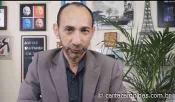 Rede Carta entrevista o youtuber Aquias Santarem - Carta Campinas