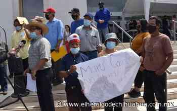 Mantendrá Retén Ciudadano resistencia civil ante aumento de impuestos - El Heraldo de Chihuahua